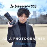 Photojoy運営インタビュー