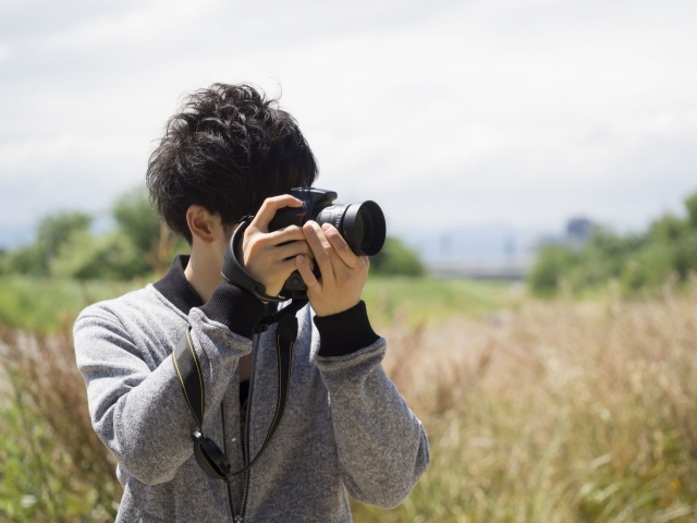 婚活サイト向けの写真の撮り方