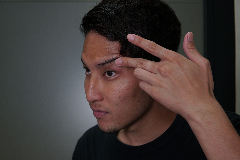 メンズメイクアイテム写真