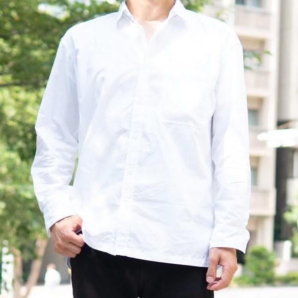 白シャツアップ