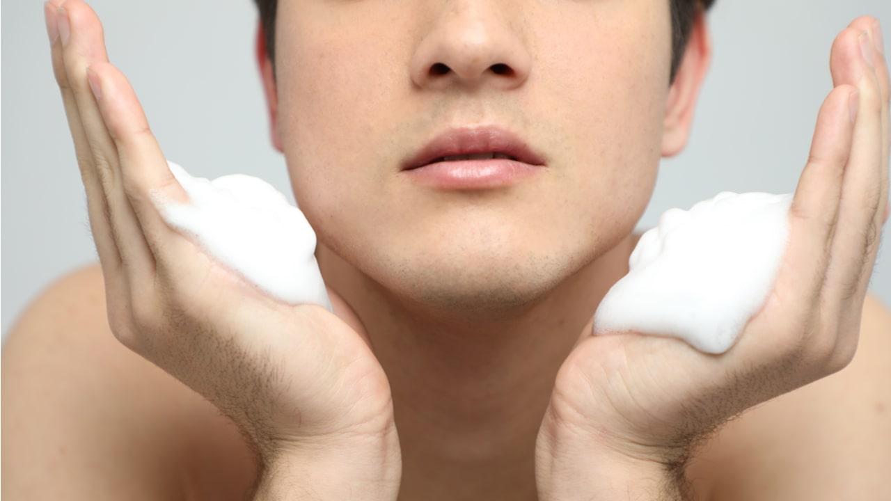 メンズ向けにスキンケアのおすすめのやり方や手順など徹底解説